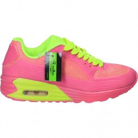 Pantofi roz de sport pentru femei