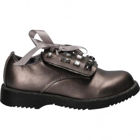 Pantofi moderni, cu pietre, pentru fete