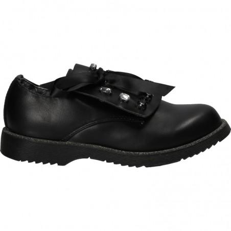 Pantofi fashion, cu pietre, pentru fete