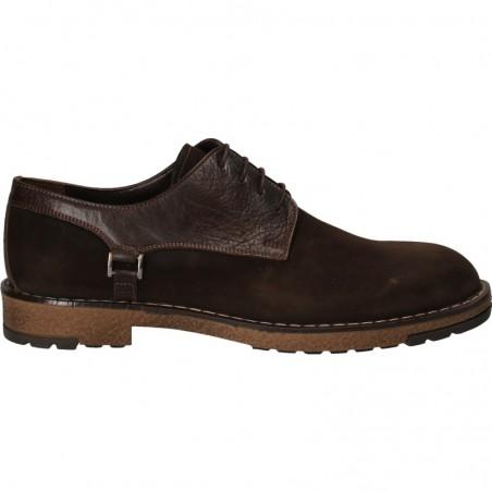 Pantofi sport-elegant, din velur, pentru barbati