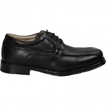 Pantofi de gala, din piele, pentru baieti
