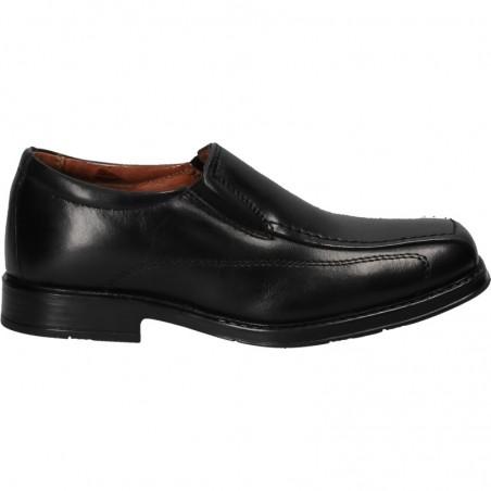 Pantofi de gala, din piele, pentru copii
