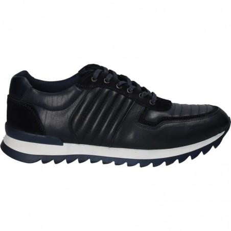 Sneakers barbati, piele naturala