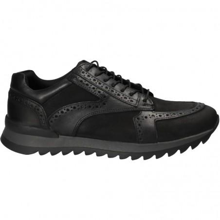 Pantofi barbatesti, trendy, din piele naturala