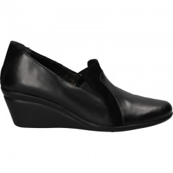 Pantofi cu platforma din...