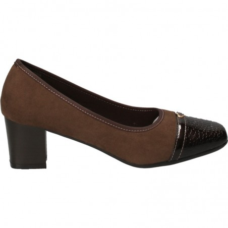 Pantofi eleganti, de dama, cu toc mediu