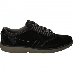 Pantofi din velur, negri,...