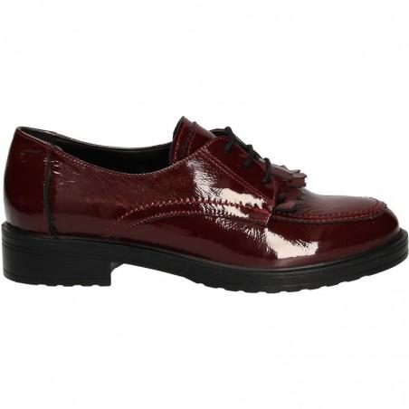 Pantofi de dama fashion, din piele lacuita