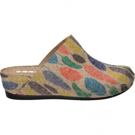 Papuci de casa, caldurosi, pentru femei