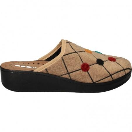 Papuci comozi, cu platforma, pentru femei