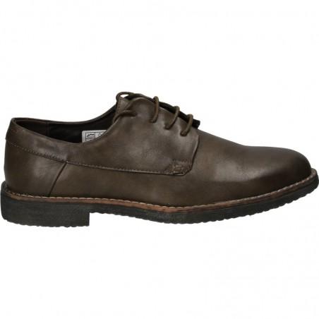 Pantofi Barbati Casual Maro Inchis