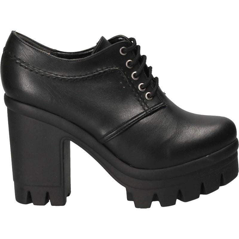 Pantofi moderni, cu platforma inalta