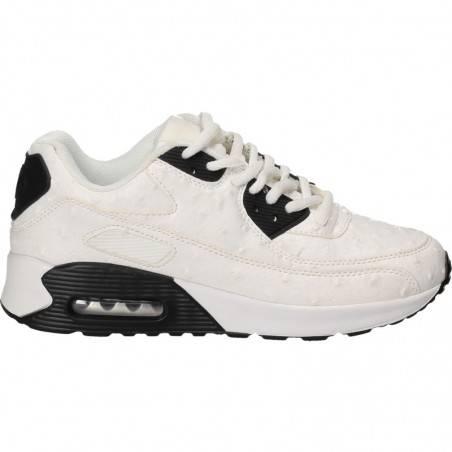 Pantofi Sport de dama, culoarea alba