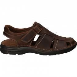 Sandale barbatesti din piele