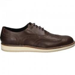 Pantofi barbatesti, maro,...