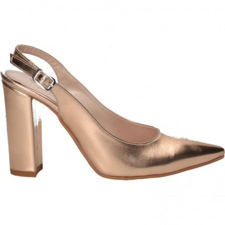 Pantofi de vara, glamour, MADE IN ITALY