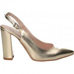 Pantofi de vara, cu toc...