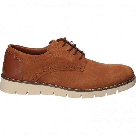 Pantofi barbatesti, piele nubuk, tinute smart outfit