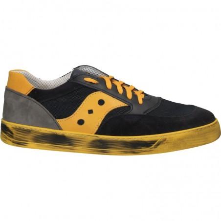 Pantofi urbani, piele naturala, pentru barbati