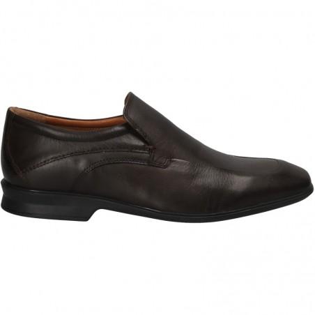 Pantofi barbatesti, fara siret, piele naturala