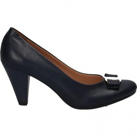 Pantofi de dama, office, cu toc mediu