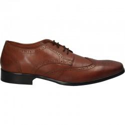 Pantofi Oxford piele