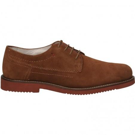 Pantofi barbatesti, smart casual, din velur