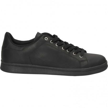 Sneakers barbati, culoarea neagra