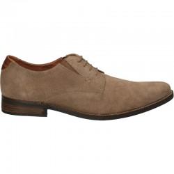 Pantofi velur barbati