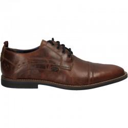 Pantofi maro, piele...