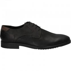Pantofi negri, piele,...