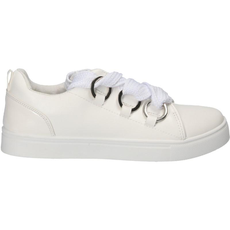 Pantofi albi femei
