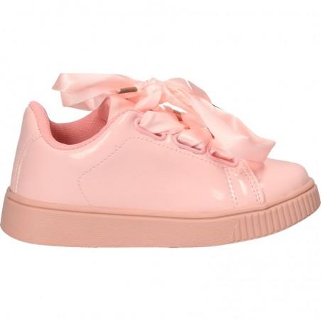 Sneakers roz, de lac, pentru fete
