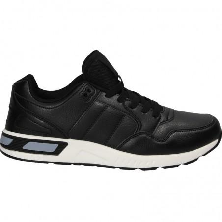 Sneakers negri pentru barbati