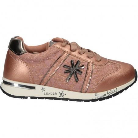 Sneakers moderni, de dantela, pentru fete