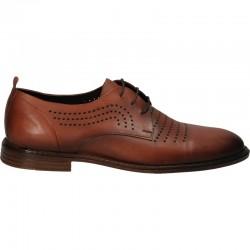 Pantofi maro barbati