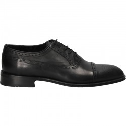 Pantofi Oxford barbati, din...