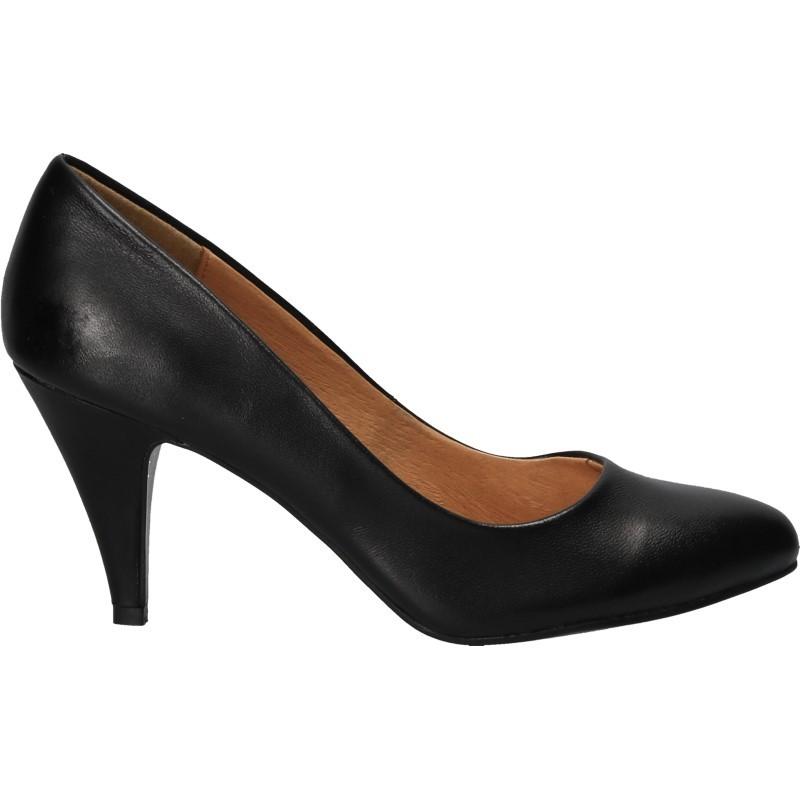 Pantofi negri de dama
