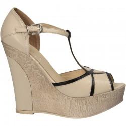 Sandale fashion, bej,...