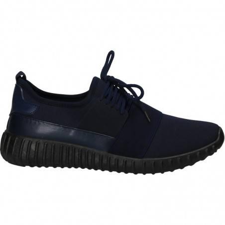Pantofi barbatesti, sport, culoarea albastra