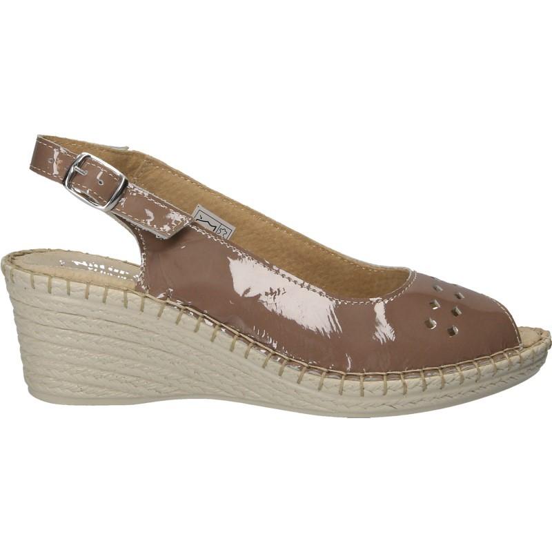 Sandale lac femei