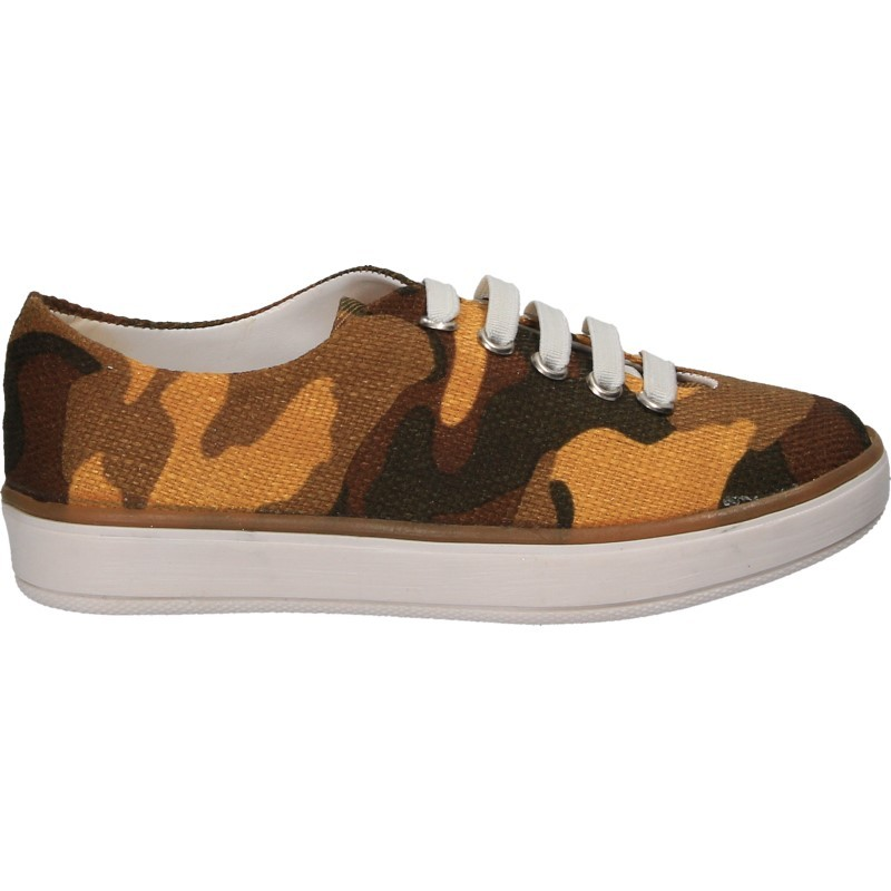 Pantofi camuflaj copii