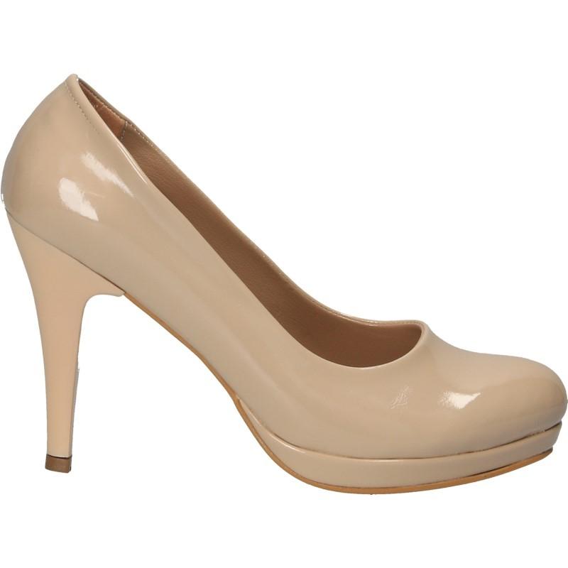 Pantofi clasici nude