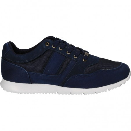 Pantofi sport barbatesti, culoarea bleu