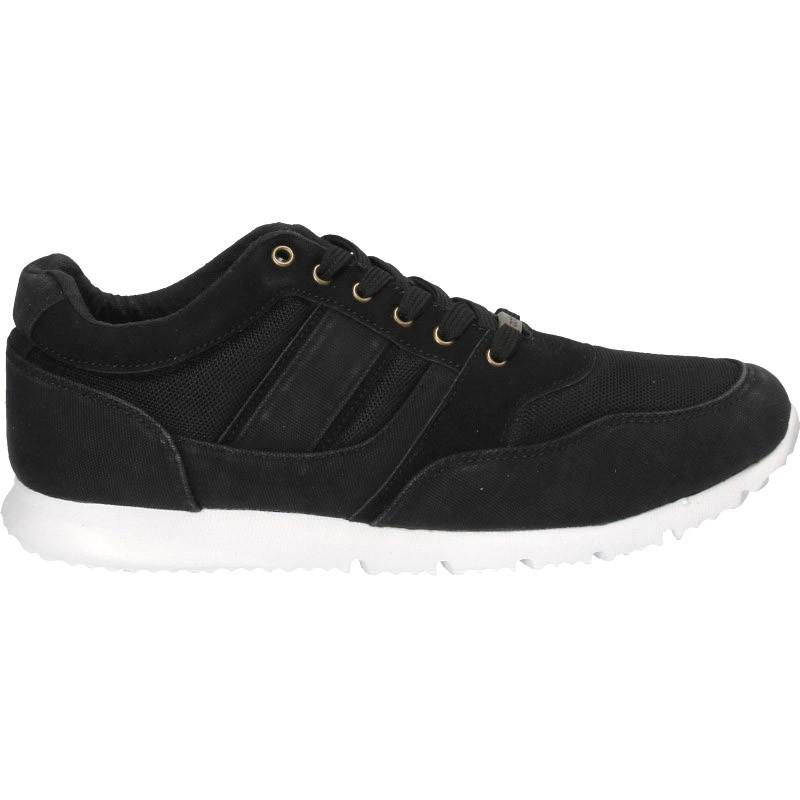 pantofi negri sport barbati