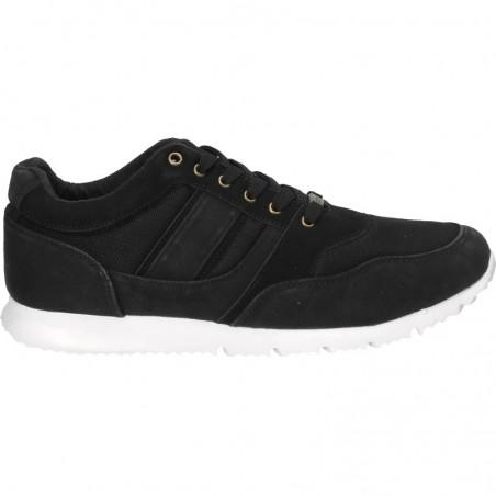 Pantofi sport, de sala, negri, pentru barbati