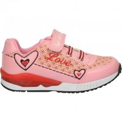 Pantofi roz pentru fetite