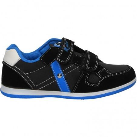 Pantofi sport, pentru baieti, culoarea neagra