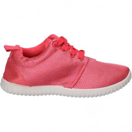 Pantofi din material textil roz, pentru fete