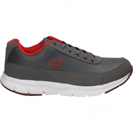 Pantofi sport casual, gri, pentru barbati